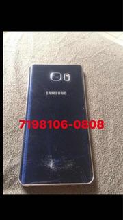 Samsung Note 5 Sem A Tela Funcionando Normalmente