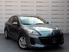 Mazda Mazda3 2012 I Touring Tm Gris Delfin (376)