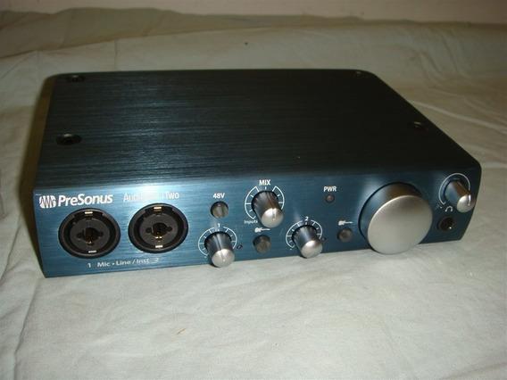 Interface De Áudio Presonus Itwo I2