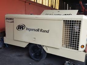 Compresor De Aire Portatil Ingersoll Rand P600wcu 2002