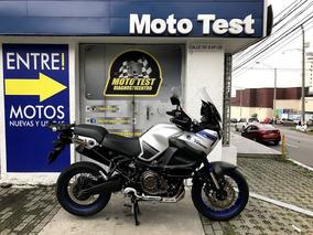 Yamaha Super Tenere 1200 Z Gris Y Azul Modelo 2015 18.000 Km