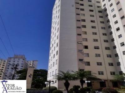 10551 - Apartamento 2 Dorms, Horto Florestal - São Paulo/sp - 10551