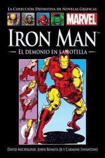 Marvel Salvat Vol.29 - Iron Man: El Demonio En La Botella
