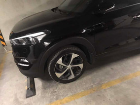 Hyundai Tucson Limited Tech + Navi