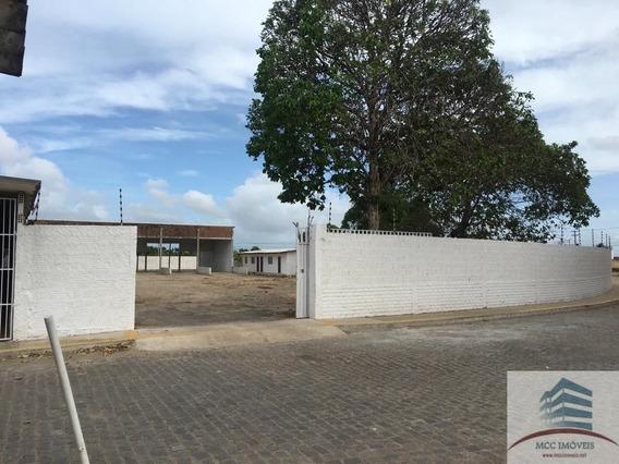 Galpão Com Terreno Para Aluguel No Parque De Exposições, Parnamirim