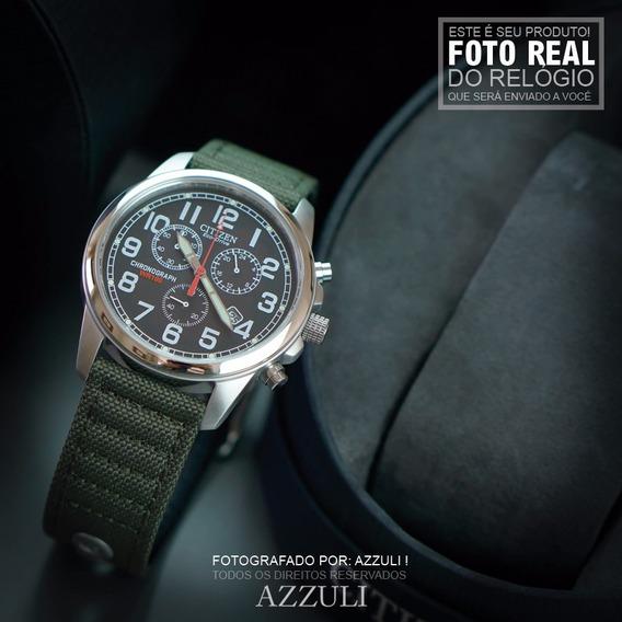 Relógio Citizen Original At0200-05e Eco Drive Frete Grátis