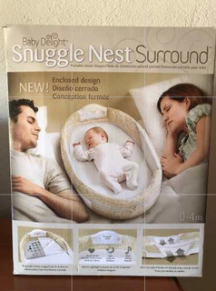 Snuggle Nest. Cuna Para Colecho