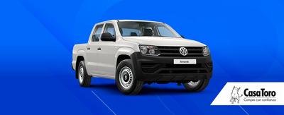 Volkswagen Amarok Trendline T 4x4 Mt 2021