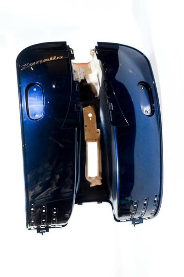 Protector De Piernas Azul Zanella Mod 150 Mt39075 Cuotas