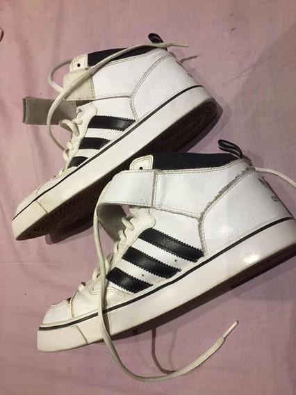 Zapatillas Botitas adidas Talle 8 1/2 Us..39 Argentina
