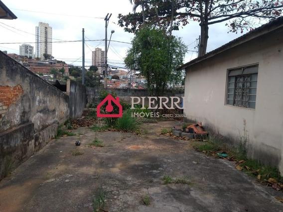 Terreno Em Pirituba/chácara Inglesa, 14 X 19 M - 6567