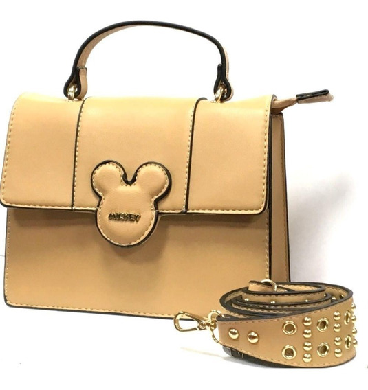 Bolsa Mickey Disney Dupla Face - Mickey Mouse M