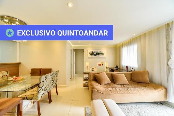 Apartamento No 25º Andar Mobiliado Com 2 Dormitórios E 2 Garagens - Id: 892966460 - 266460