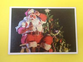 Cartão Postal Natal Da Coca-cola Do Papai Noel Original (02)