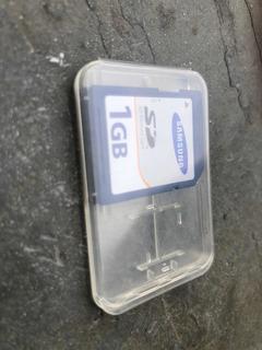 Cartão Sd 1gb Samsung