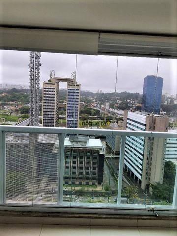 Imagem 1 de 19 de Apartamento Com 2 Dormitórios À Venda, 68 M² Por R$ 1.020.000,00 - Brooklin - São Paulo/sp - Ap15901