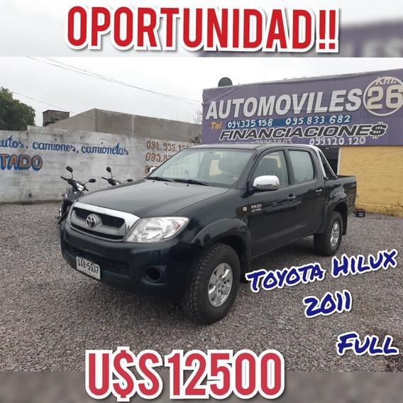 Toyota Hilux Precio Contado U$s 12500