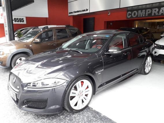 Jaguar Xfr 5.0 S V8 32v Gasolina 4p Automático