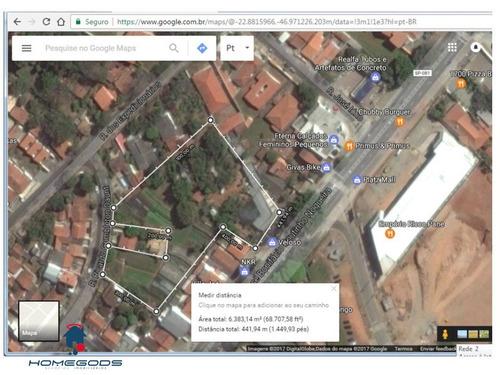 Imagem 1 de 1 de Área A Venda Em Sousas - Imobiliária Em Campinas - Te00043 - 4454059