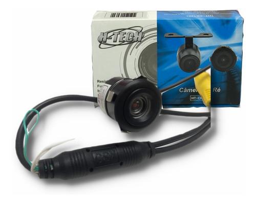 Câmera De Ré Frontal Dianteira Automotiva Ht-cr120 H-tech