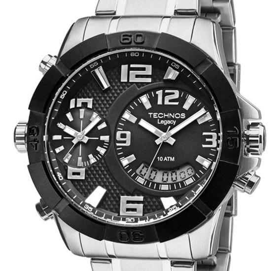 Relógio Technos Masculino Classic T205fk/3p Legacy + Nf-e