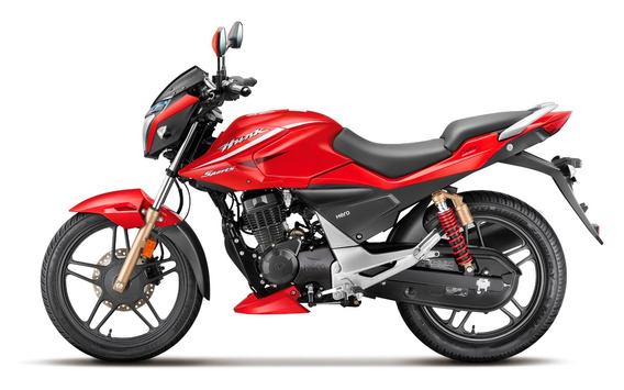 Hero Hunk Sports 150cc India 3 Años Garantia