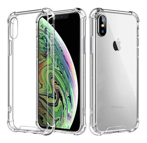 Protector iPhone XS Max Xs Xr X Tpu Borde Alto Impacto ®