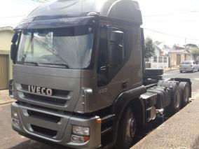 Iveco Stralis 420 - 6x2 - 2008 / 2008 - Teto Alto