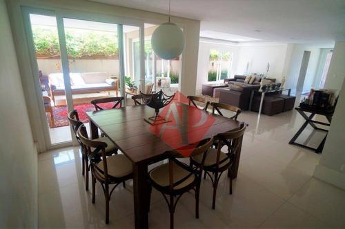 Casa Com 4 Dormitórios À Venda, 430 M² Por R$ 3.700.000,00 - Alphaville Conde Ii - Barueri/sp - Ca1338