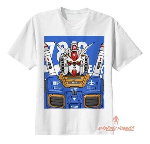 Playera Rx-78-2 Gundam
