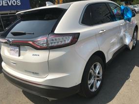 Ford Edge Titanium 2017 Seminuevos