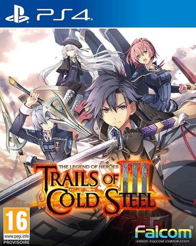 Imagen 1 de 1 de The Legend Of Heroes: Trails Of Cold Steel 3 Ps4 Código Eu