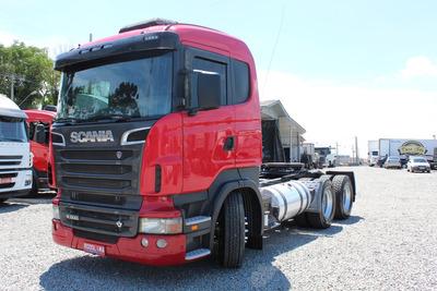 Scania R 500 6x4 2011/2012