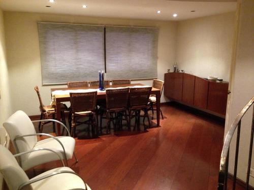 Imagem 1 de 24 de Cobertura Com 03 Dormitórios E 180 M² A Venda No Indianópolis, São Paulo | Sp. - Cod203203v