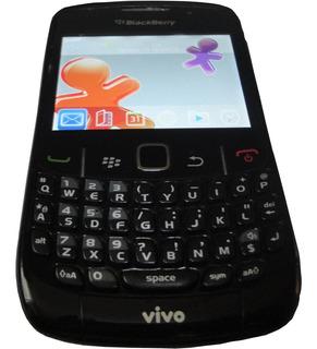 Lote De 15 Smartphones Blackberry Curve 8520 Pretos Vivo