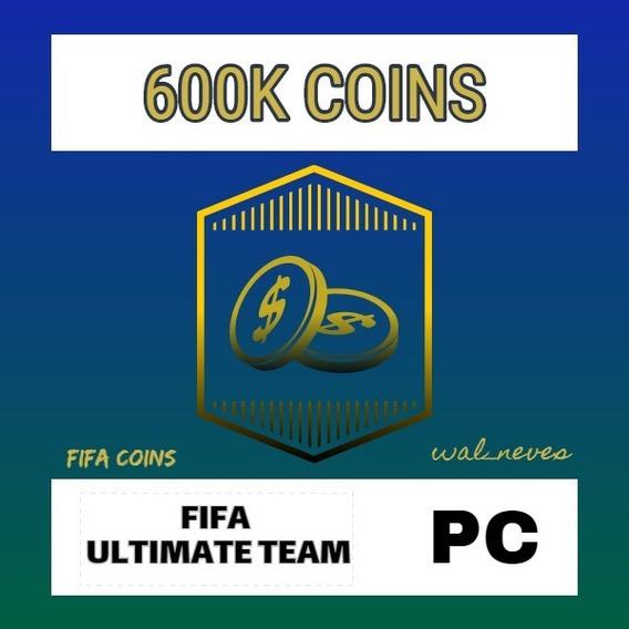 Coins Fifa Pc 600.000