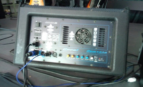 Monitor Oneal Ativo Opm 1650 Retorno 230 Watts Rms Em 4 Oms