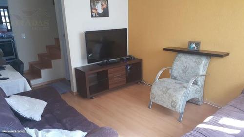 Sobrado Em Condomínio Para Venda Em São Paulo, Jardim Iracema, 2 Dormitórios, 2 Banheiros, 3 Vagas - 1727_1-927179