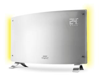 Vitroconvector Calefactor Led Peabody Pe-vqdl20 Curvo 2000w