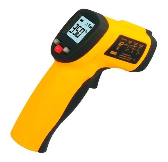 Termômetro Laser Digital Infravermelho Temperatura 2019 Mod