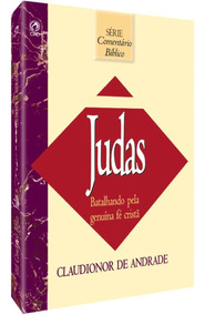 Livro Comentário De Judas / Claudionor De Andrade