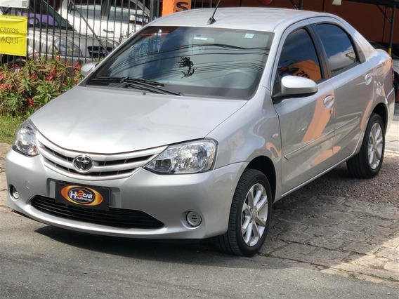 Toyota Etios Sd Xs 15 Mt