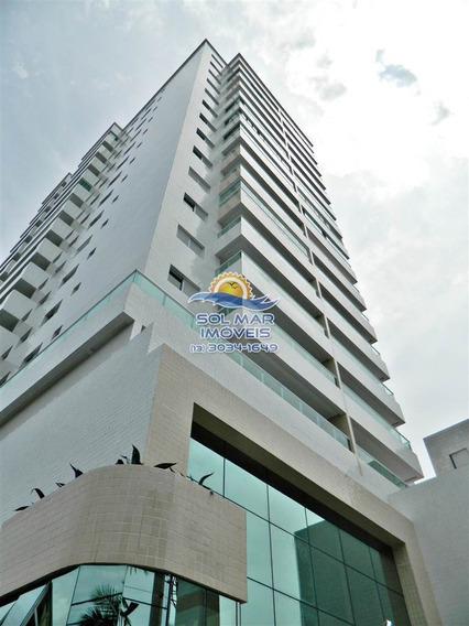 Apartamento 02 Dormitórios Com 02 Súites- Balneário Flórida-praia Grande - Sm33