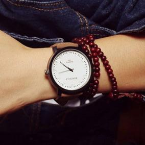 Relógio Beige Quartz Pulso Original Importado P. Entrega 5cm