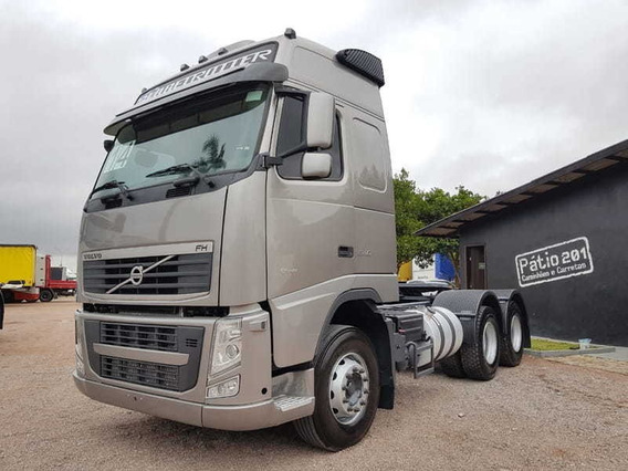 Volvo Fh 540 6x4 Bug Leve 2014