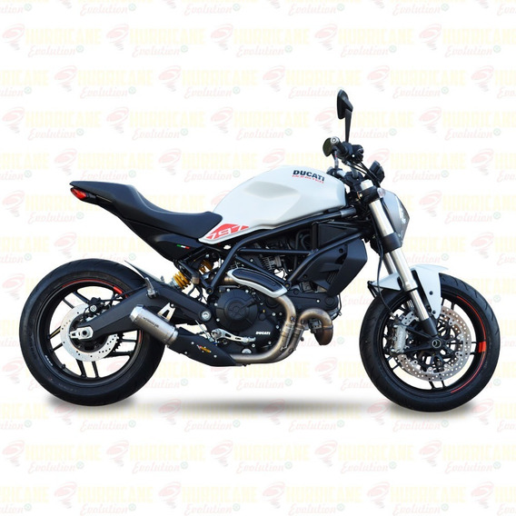 Ponteira Esportiva Gp Project Ducati Monster 797 Cod.1228