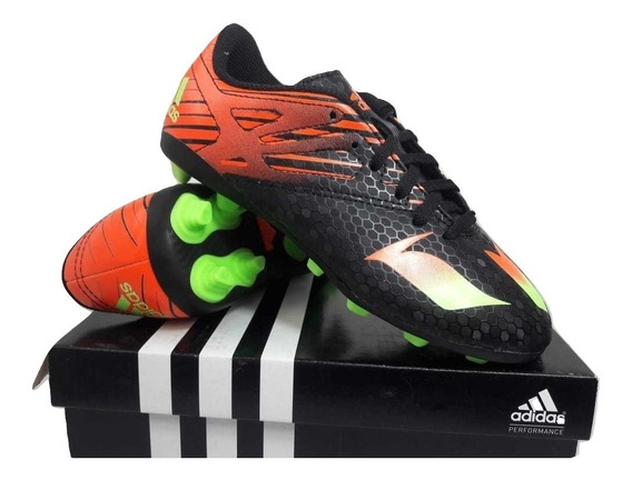Chuteira adidas Messi 15.4 Fxg Campo - Infantil
