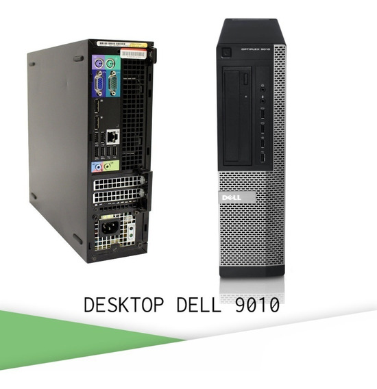 Dell Optiplex 9010 (i5 8gb) - Usado
