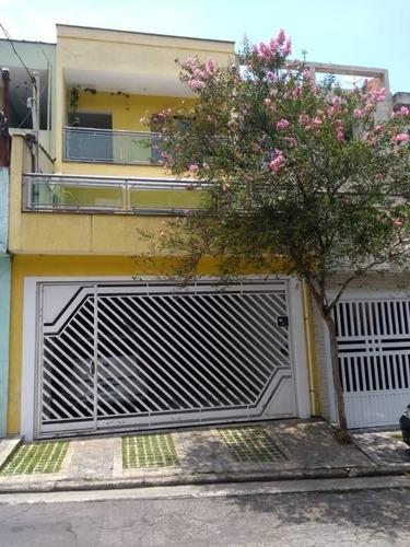 Imagem 1 de 17 de Sobrado Com 2 Dormitórios À Venda, 227 M² - Alves Dias - São Bernardo Do Campo/sp - So20212