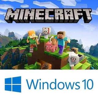 Minecraft Windows 10 Codigo Key Original Digital+ Regalos